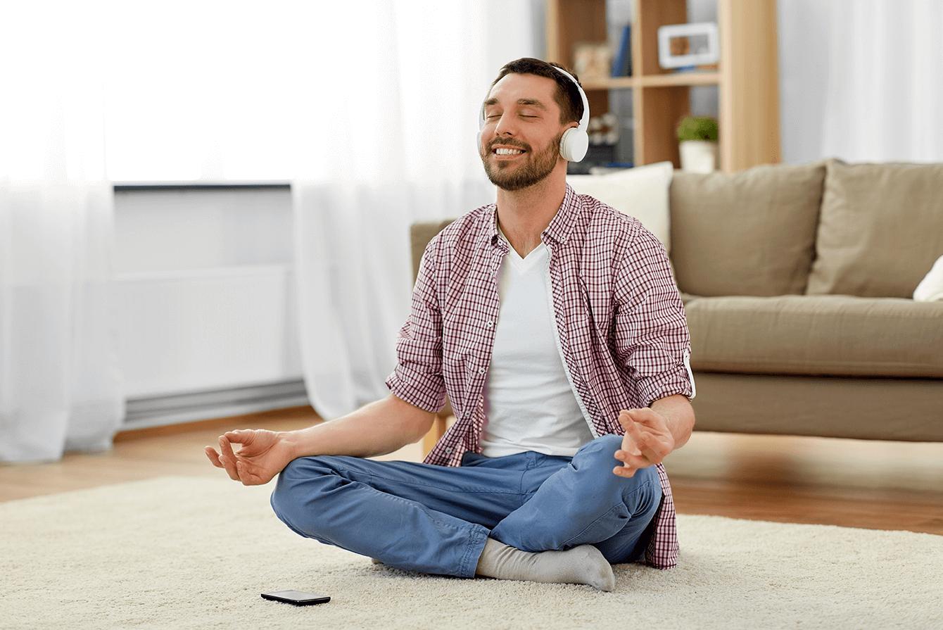 Ejercitar la mente con meditación